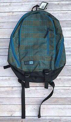 Nike Backpack Book Bag Skateboarding Plaid VNT NWT