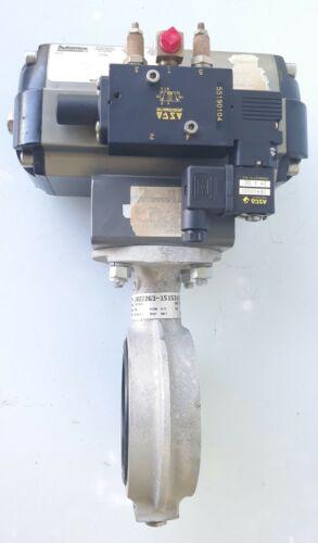 "Demco 3"" Butterfly Valve /Automax Actuator 208891B Asco Solenoid Valve 18900001"