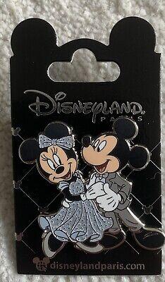 Disneyland Paris Pin Mickey And Minnie Ballroom