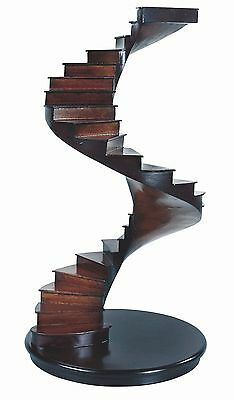 Architectural Model - Spiral Stairs- Museum Reproduction