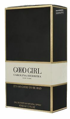 Carolina Herrera Good Girl EDP 50ml Damenduft Damen Femme Women Duft Parfüm NEU - Carolina Herrera Spray Duft