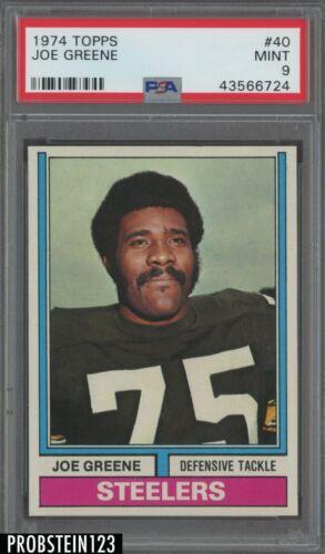 Base #230 Joe Greene 1972 Topps - Football Card