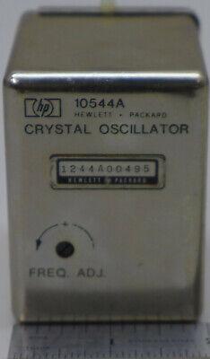 Hp 10544a Crystal Oscillator 10 Mhz 2