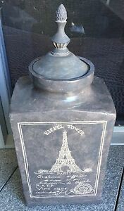 Decorative Eiffel Tower Urn Little Bay Eastern Suburbs Preview