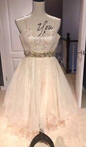 Beautiful Grad/Formal Dress Size 0/2