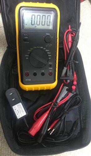 DC Voltage 0-10V Current 0-22mA Process Loop Calibrator Multimeter H705