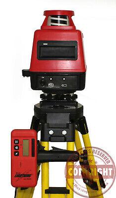 Sokkia Lp3a Rotary Laser Level Trimble Spectra Topcon Transit