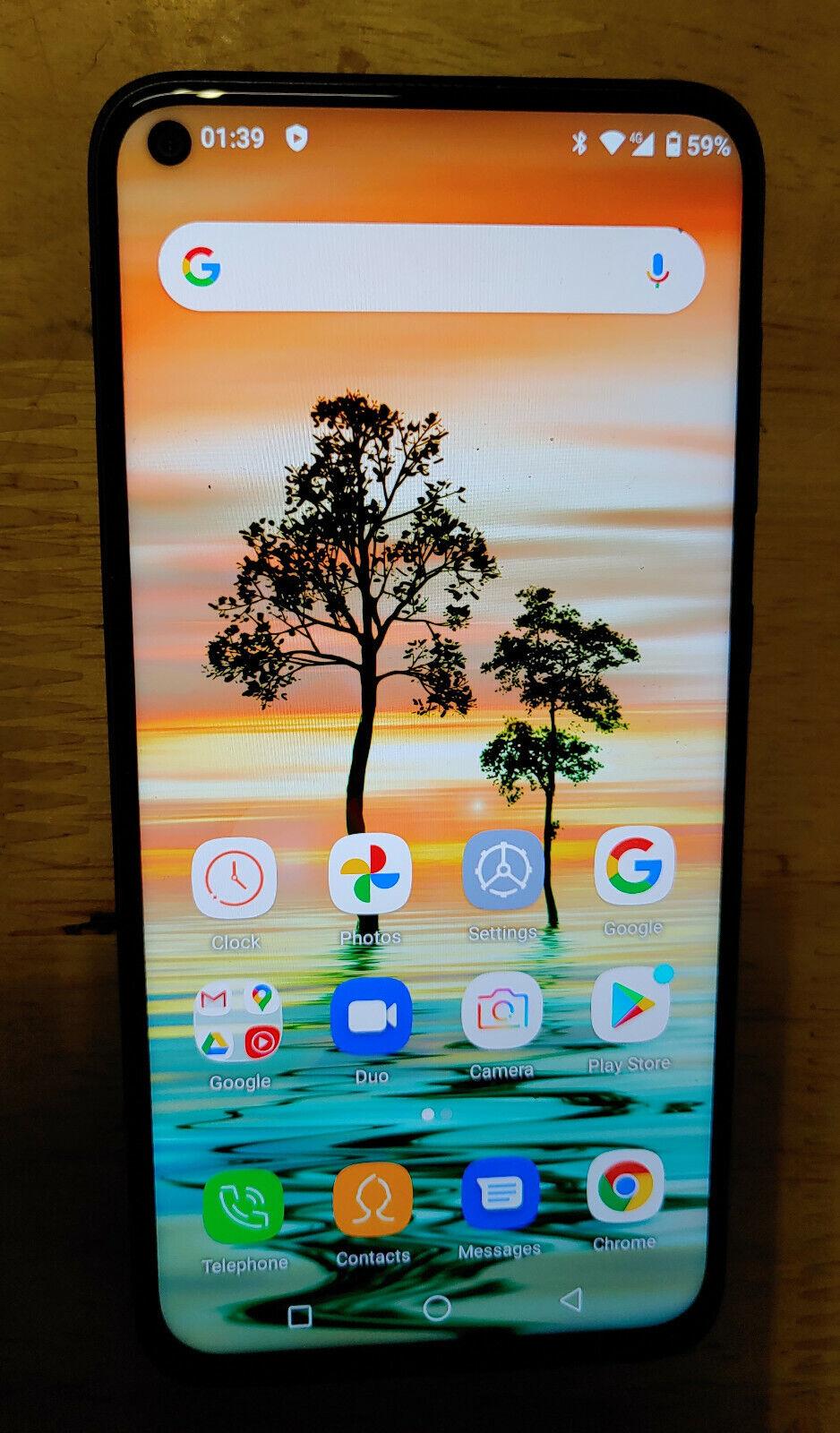 Android Phone - OUKITEL C21 unlocked Black phone