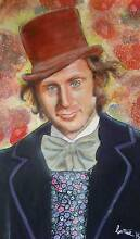 WILLY WONKA ORIGINAL PAINTING by COTTEE Holden Hill Tea Tree Gully Area Preview