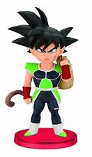 Bandai, Dragon Ball Z World Figure Vol 0, 2.8 inch, Bardock DBZ-01 New
