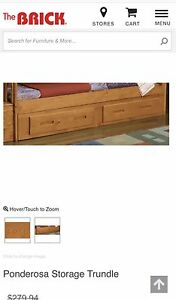 Trundle Storage Drawers