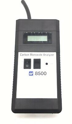 Tif 8500 Carbon Monoxide Analyzer Tested Works