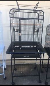 Brand NEW Big Cage with open roof play area, suit small/ medium parrot