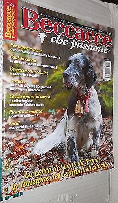 BECCACCE CHE PASSIONE Cani da caccia la dieta in Estonia Cartucce Setter inglese