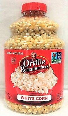 White Gourmet Popping Corn - Orville Redenbacher Gourmet White Popping Corn 30 oz