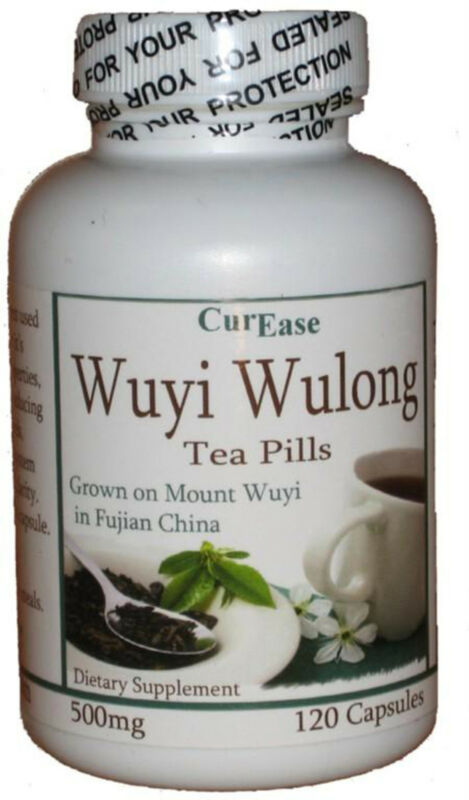 WUYI Wulong Oolong Wu-Yi Fujian CHINESE Weight Loss Diet Detox 120 TEA