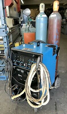 Nice Miller Syncrowave 350 Lx Squarewave Welding Power Source Tig Welder