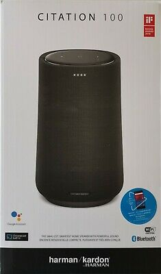 Harman Kardon Multimedia-Lautsprecher Citation 100 Smart Speaker Neu&Ovp