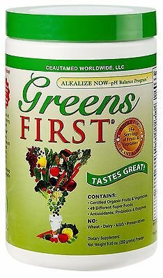 Greens First Powder Doctors For Nutrition Ceautamed 10 Ounce New