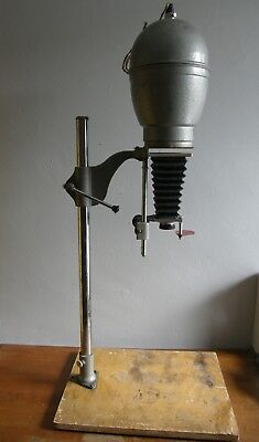VINTAGE GNOME ALPHA PHOTOGRAPHIC ENLARGER IDEAL LAMP CONVERSION FREE POST UK