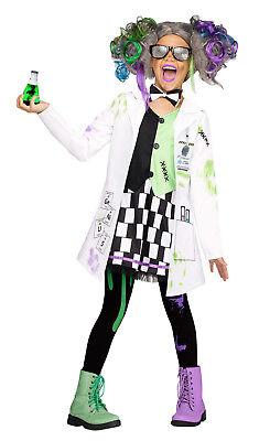 Female Mad Scientist Costume (Mad Scientist Female Child Costume)