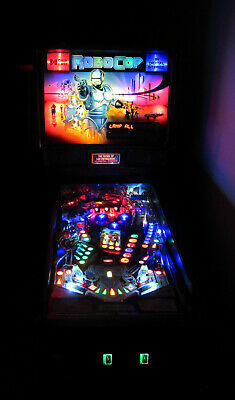 ROBOCOP Complete LED Lighting Kit custom SUPER BRIGHT PINBALL LED KIT