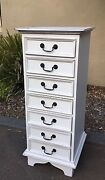 Beautiful white shabby drawers Robina Gold Coast South Preview