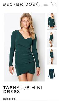 d77a1a56ad Bec and bridge Tasha mini dress