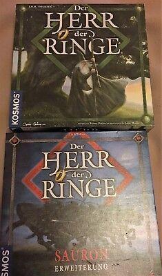 Herr der Ringe mit Sauron Erweiterung Kosmos Spiel J.R.R. Tolkien, Brettspiel online kaufen