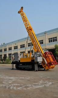 Solid Rigs Drill Rig Hire