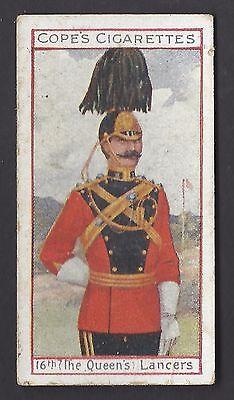 COPE - EMINENT BRITISH REGIMENTS OFFICERS (SCANDINAVIAN) - #7 16TH LANCERS