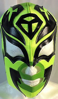 NT- WRESTLING-LUCHADOR MASK! AWESOME! HALLOWEEN!!HANDMADE!! (Awesome Halloween-maske)