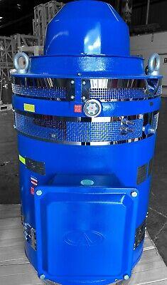 New 350hp Vertical Hollow Shaft Motor 360460v Wp1 1800rpm Nema 5804 Frame
