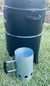 Charmate Smoker & chimney starter