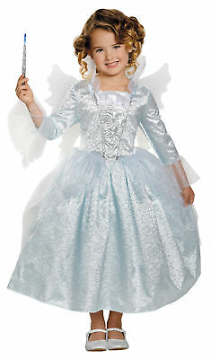Fairy Godmother Deluxe Child Costume Disguise 87069 Disney Dress Halloween