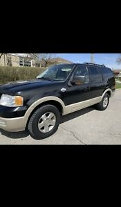 2006 Ford Expedition King Ranch DVD Leather