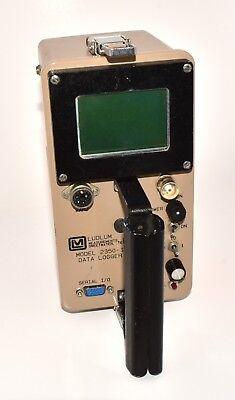 Ludlum Model 2350-1 General Purpose Most Advanced Ratemeter Scaler Data Logger