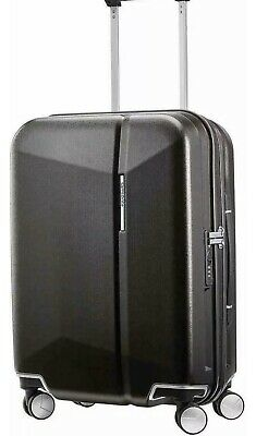 "Samsonite Etude Hardside Luggage 2 Piece Black/Bronze 20"" and 28"""