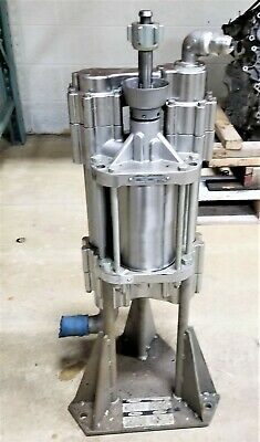 Graco High-flo Pump 4 Ball Lower 3000cc 440psi Stainless 243735 243-735