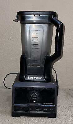 Ninja Chef CT800 Variable High Speed Professional Blender *Tested & Free-Ship*