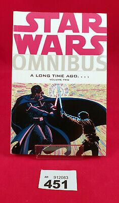 B451 Star Wars Omnibus A Long Time Ago Vol Volume 2