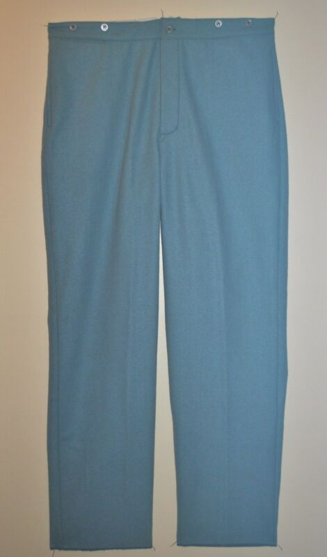 Trousers Sky Blue - Even Sizes 30-50 - Civil War - FREE SHIPPING!!