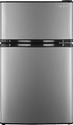 Insignia™ – 3.0 Cu. Ft. Mini Fridge with Top Freezer