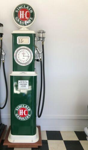 Collectible HC Sinclair Gas Pump Bennett 150 1931-1933