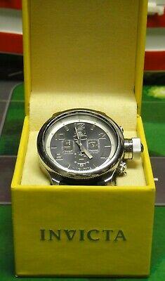 Invicta Russian Diver Quinotaur Swiss Chronograph Signature Collection 4578