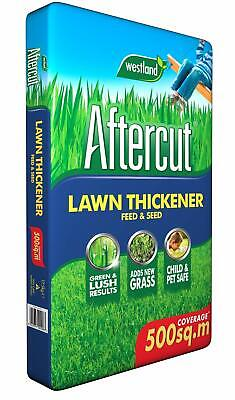 Aftercut Lawn Thickener Feed and Seed 500 m2 17.5 kg