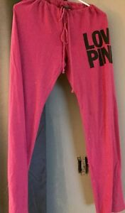 PRICE LOWERED $5 each — Pink Lounge Pants