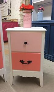 Ombré Dresser and night stand  Peterborough Peterborough Area image 3
