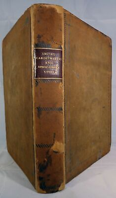 George Smith / Cabinet-Maker And Upholsterer's Guide Being Complete Drawing 1st for sale  Shipping to Nigeria