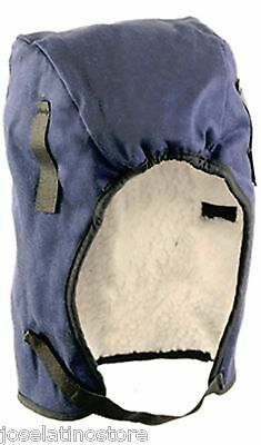 Sherpa Winter Liner (OccuNomix Winter Liner (neck length) with Sherpa Lining 100% Cotton Twill Shell )